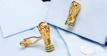 The World Cup Cufflinks