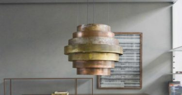 Continent Ceiling Lamp by Angela Ardisson for Artplayfactory