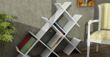 Belden Modern Bookcase