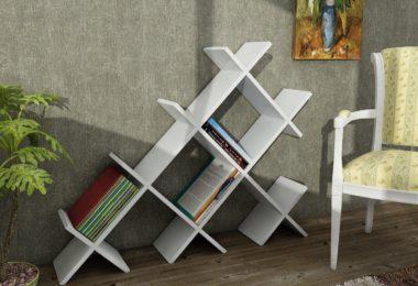 Belden Modern Bookcase