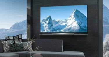 LG 65″ 4K Ultra HD AI Smart OLED TV