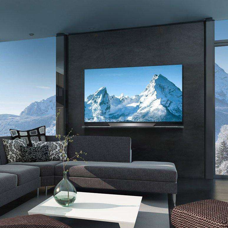 LG 65″ 4K Ultra HD AI Smart OLED TV
