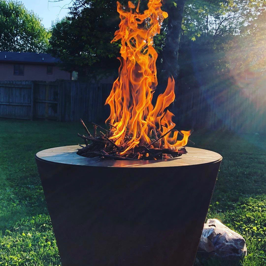 Arteflame One Fire Pit & Grill