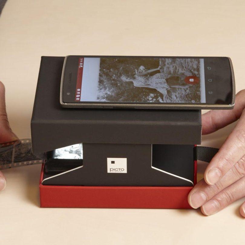 PictoScanner Film and Slide Scanner