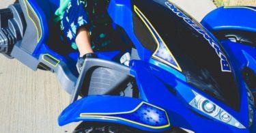 Power Wheels Boomerang Ride-On