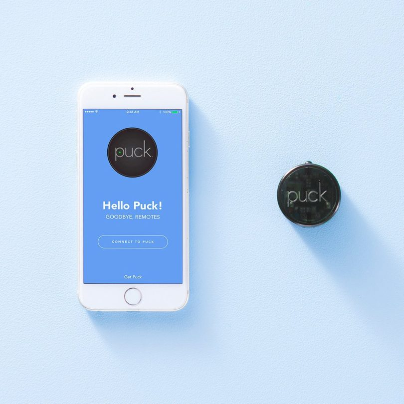 Puck Smart Universal Remote Control