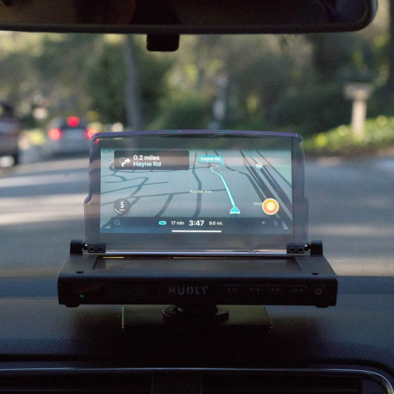 Hudly Wireless Head-Up Display