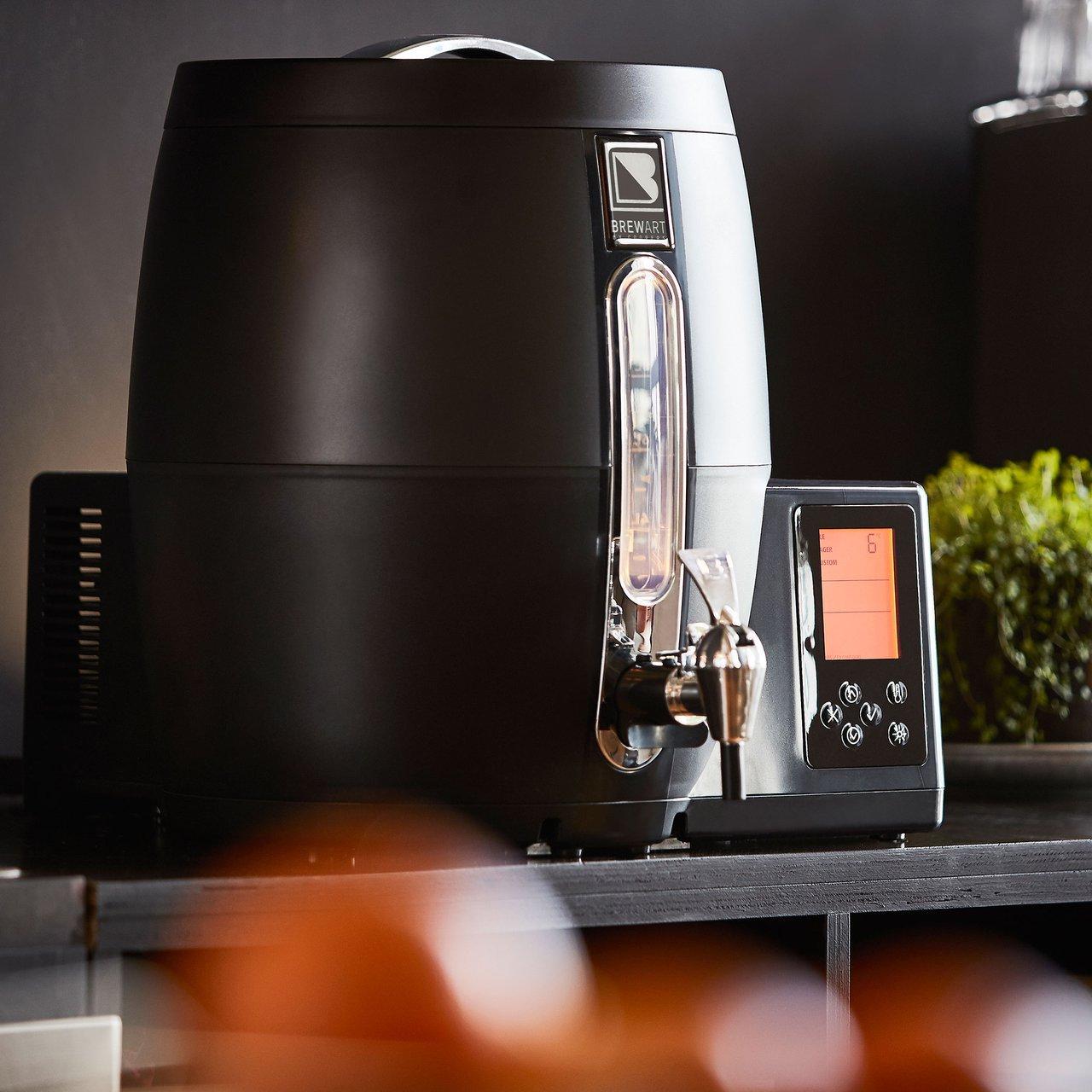 BrewArt Complete Beer Brewing & Dispensing System