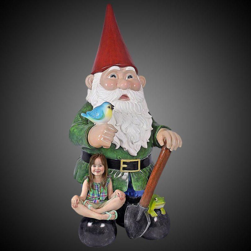 Colossal Garden Gnome