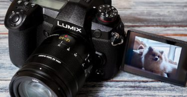 Panasonic Lumix DC-G9 Mirrorless Micro Four Thirds Digital Camera