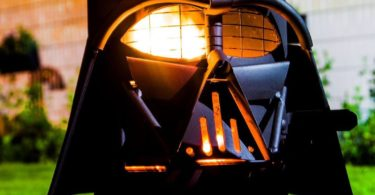 The Vader Q BBQ Grill