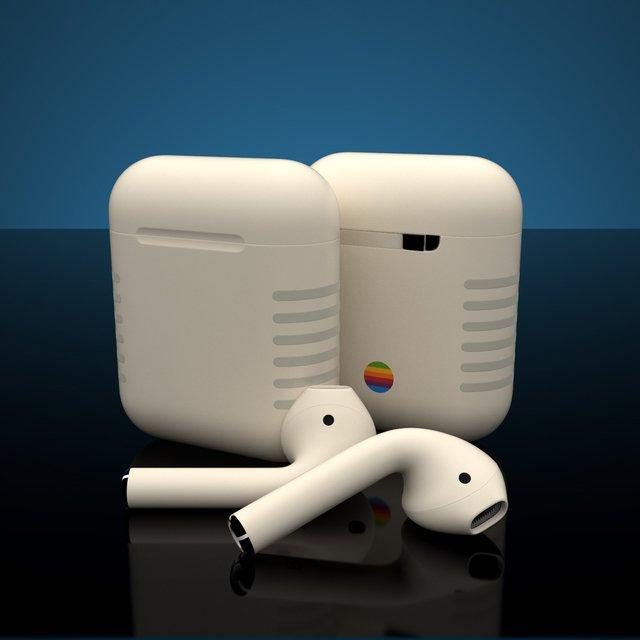 Apple AirPods Retro