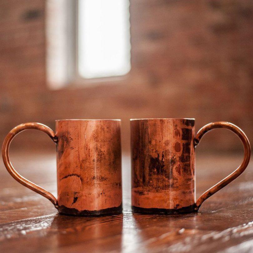 The Original Distressed Mug Set