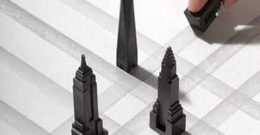 Graphite Towers