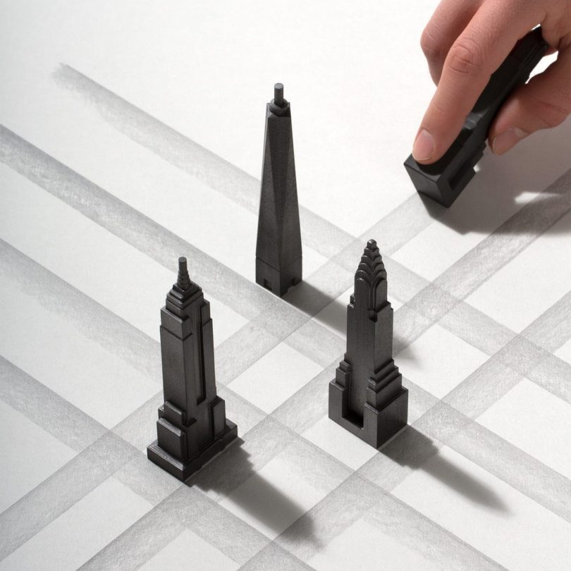 Graphite Towers