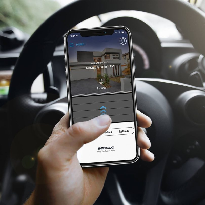 fi Garage Door Smart Controller