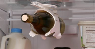 Bevstow Refrigerator Wine Rack