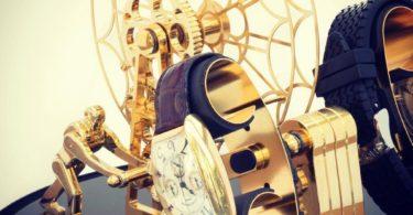 Kunstwinder Ferris Wheel Watch Winder