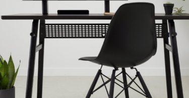 Desk 02 Black edition by ARTIFOX