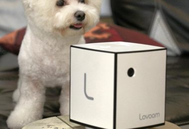 Lovoom Pet Monitoring Kibble Cam