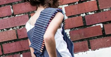 Saki Crayon Belt Bag