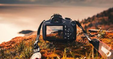 Canon EOS Rebel T5 Digital SLR Camera Kit