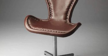 Butler specality company BUTLER 2702140 MIDWAY AVIATOR ACCENT CHAIR