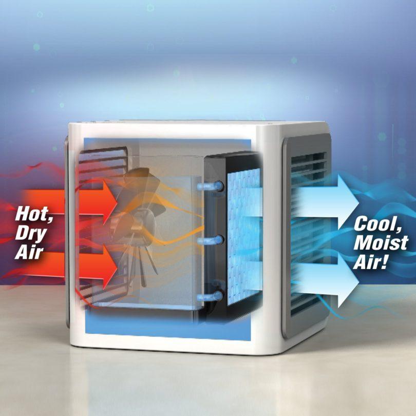Arctic Air Personal Space Cooler