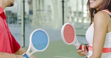 Nintendo Switch Joy-con Tennis Racket Set