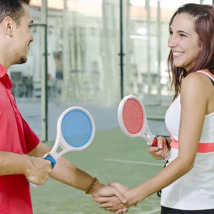 Nintendo Switch Joy-con Tennis Racket Set