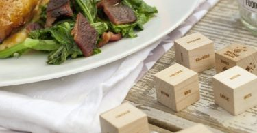 Foodie Dice® No. 1 Seasonal Dinners