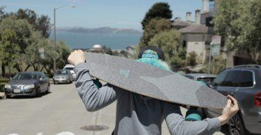 Huger Racer E-Skateboard
