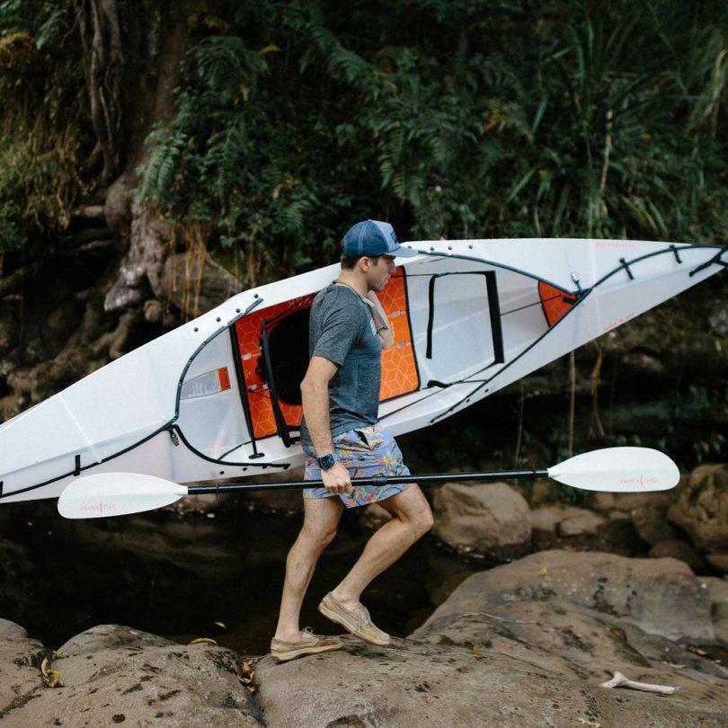 Oru Beach LT Folding Kayak