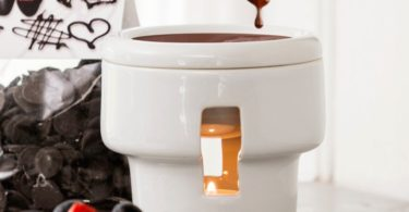 Chocolate Fondue Set by Sagaform