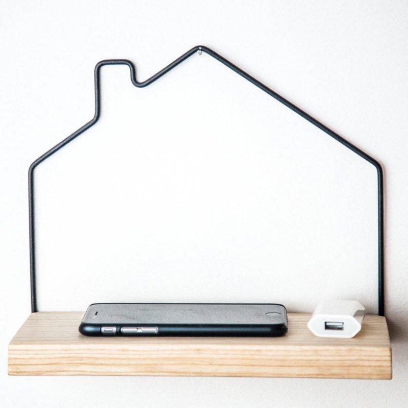 Mini Shelf House