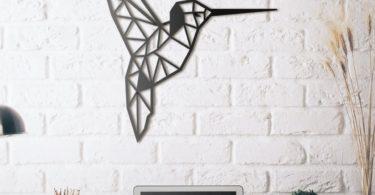 Bird XL Metal Wall Art