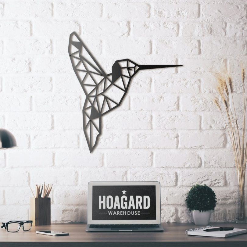 Bird XL Metal Wall Art