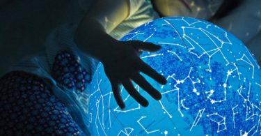 Constellation Chart LED Light Ball