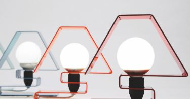 Icon X Table Lamp by Zava