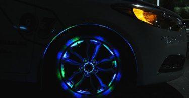 LED Car Wheel Lights