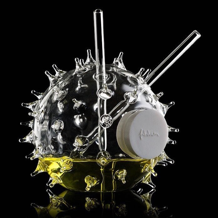 Fugu Glass by Jakobsen Design