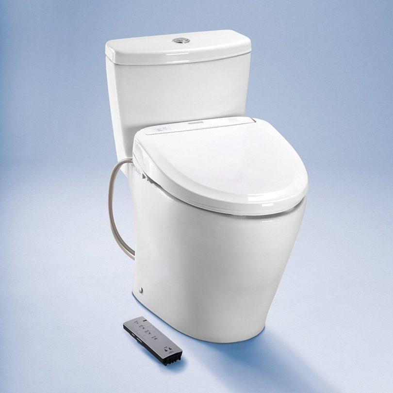 Electronic Bidet Seat Washlet S500E