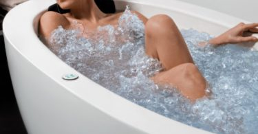 Aquatica Purescape Relax Air Massage Bathtub