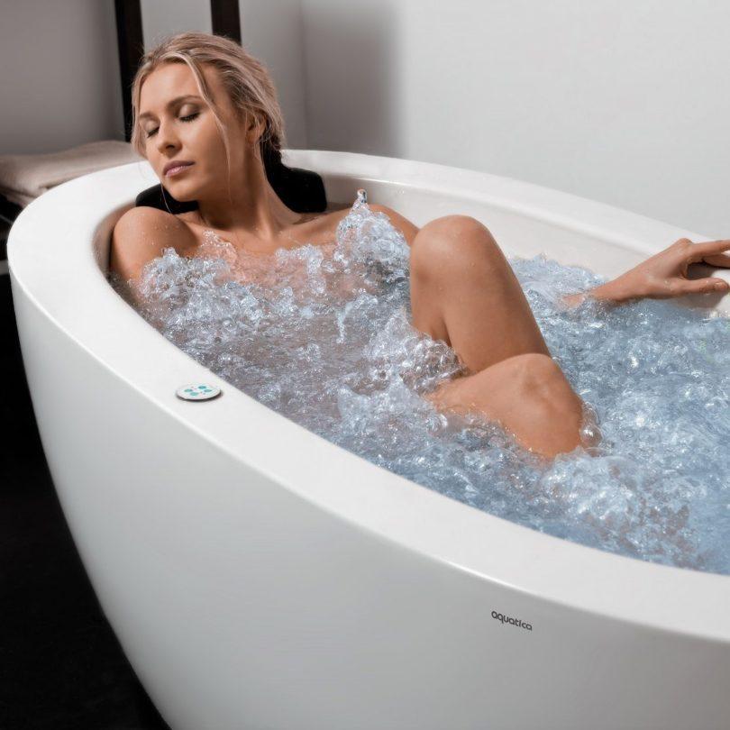 Aquatica Purescape Relax Air Massage Bathtub