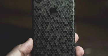 Honeycomb Series iPhone X Skin