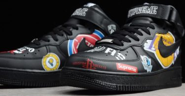 Air Force 1 Mid Supreme NBA