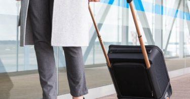XTEND Smart Extendable Suitcase