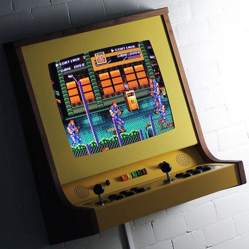 OriginX Wall Mount Arcade Cabinet