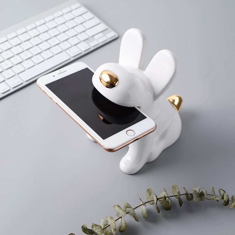 Puppy Mobile Phone Holder