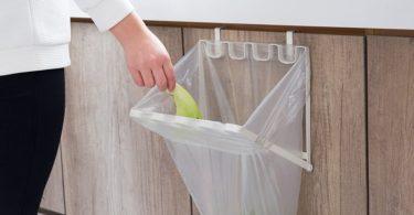 Iron Garbage Bag Cabinet Hook